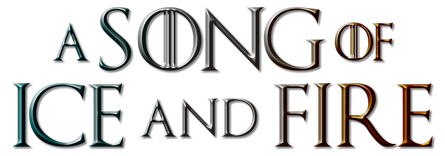a-song-of-ice-and-fire logo